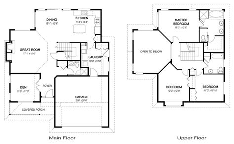vaulted ceiling floor plans house plans bayside 2 linwood custom homes
