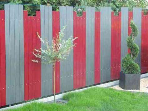 künstliche hecke sichtschutz mit dekor zaun