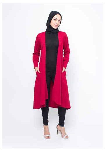 Busana Muslim Terbaru 2016 contoh foto baju muslim modern terbaru 2016 info model