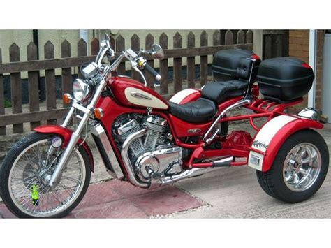 Suzuki Intruder Trike Suzuki Trikes