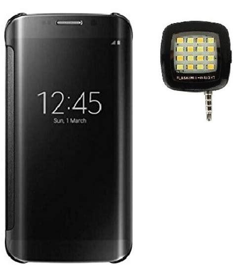 Flip Cover Samsung Galaxy C9 Pro C9pro C 9 2017 Leather Wallet samsung galaxy c9 pro flip cover by ygs black flip