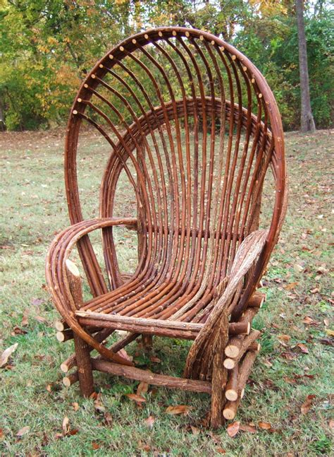 lewis and associates willow tree hooded chair