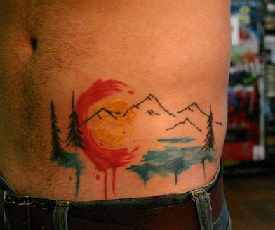 watercolor tattoos colorado springs 17 best images about me on watercolors