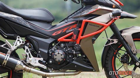 Guard Acerbis Buat Stang Bar Pitihhitamhijau Modifikasi Honda Supra Gtr 150 Contoh Buat Penjelajah