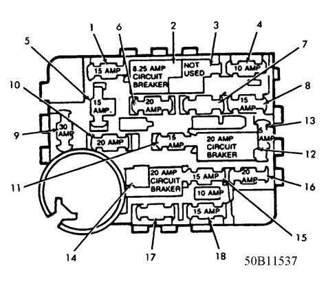 87 ranger fuse box diagram get free image about wiring