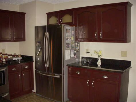 How To Polish Kitchen Cabinets by Applying Rustoleum Cabinet Transformations Home Design Ideas