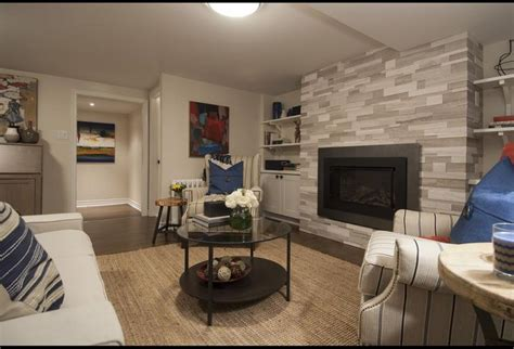 basement apartment with fireplace photos hgtv canada living room inspiration
