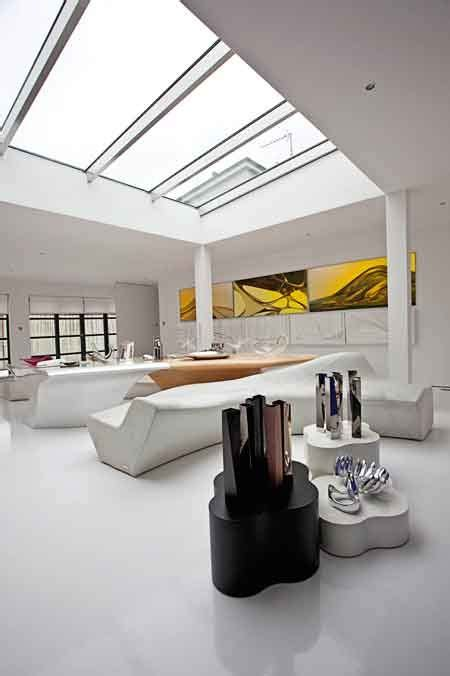 zaha hadid home zaha hadid s home in london home sweet home pinterest