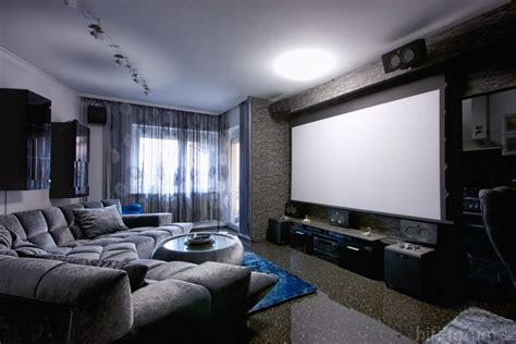 Home Theater System Design Tips by Home Theater Design Ideas Diy Basement Home Theater