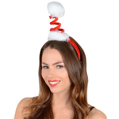 6 x adults festive christmas santa elf reindeer xmas hat