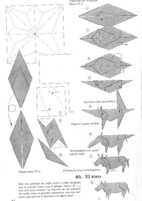 origami and kirigami papiroflexia toro taringa papiroflexia cocotolog 237 a