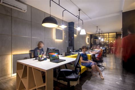 M M Office Interiors by M Design Headquarter Jakarta Mdesign Co Id