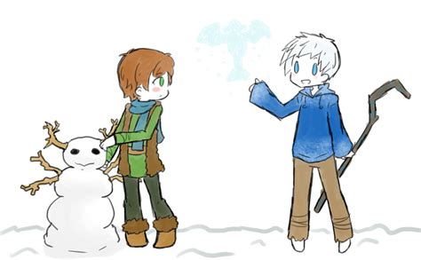 imagenes de jack vs hiccup hiccup and jack frost by ameiliaketchum on deviantart