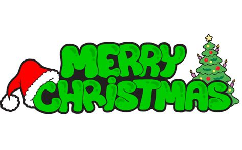merry christmas logo by angiesweetgirl on deviantart