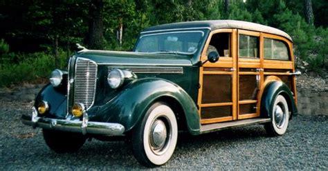 dodge westchester 1938 dodge westchester suburban classic cars