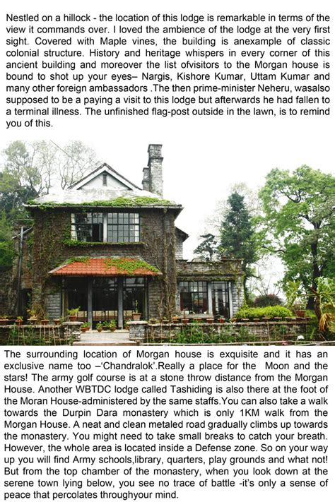 house of morgan morgan house by tanusree ganguly page 2 of 5 pothik