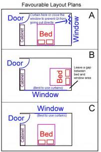 Bedroom Feng Shui by Windows In The Bedroom Feng Shui At Geomancy Net Feng