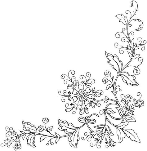 pretty designs coloring pages i think this would be a pretty embrodery design