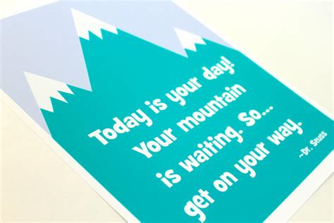 Day Dr today is your day dr seuss quotes quotesgram