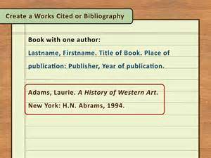 How To Cite Pages In A Book In An Essay by 4 Easy Ways To Cite A Quote With Pictures Wikihow