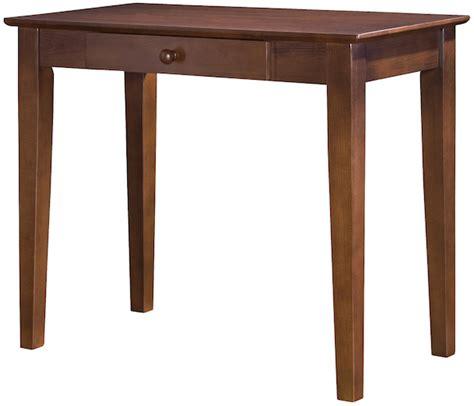 Parawood Student Desk Espresso Natural Unfinished Furniture Unfinished Student Desk