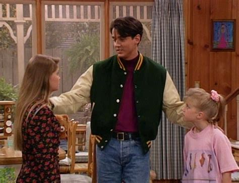 tommy full house stephanie tanner the salty ju