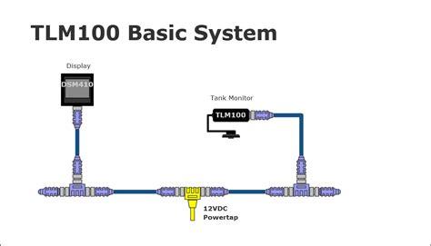 transistor user level maretron tlm150 tank level monitor gasoline