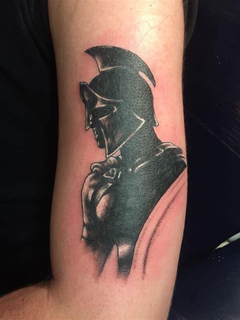 starter tattoo designs spartan start of sleeve per grape tatueringar