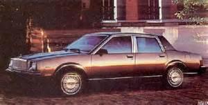 1984 Buick Skylark Limited Buick Skylark Sedan 2 1984 Picture Gallery Motorbase