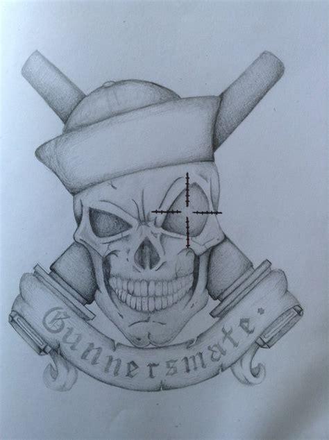 gunner s mate skull bing images