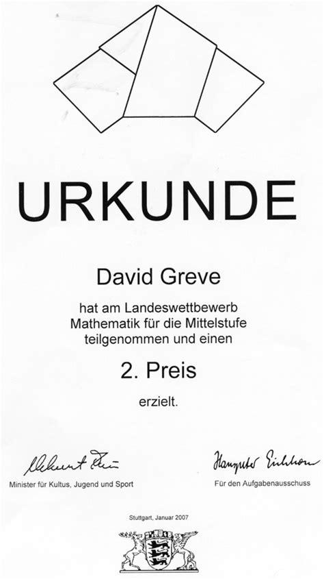 Lebenslauf Vorraussichtlich Abitur David Greve