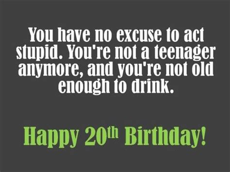 20th Birthday Quotes For Friends 20th Birthday Wishes To Write In A Card Birthday Wishes