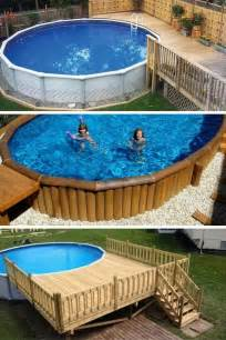 above ground pool landscaping futur3h0pe333 org