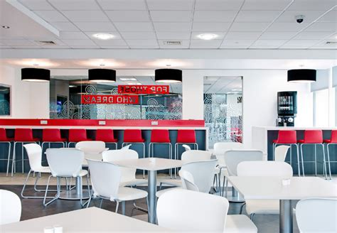 Office Space Restaurant Lenovo Office By Area Sq Hook Uk 187 Retail Design