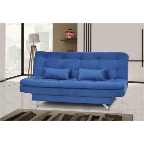 sofa cama de espuma sof 225 cama salom 233 3 lugares 1 85m encosto retr 225 til espuma