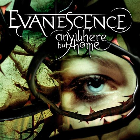 Cherry Point Farm by Rock Album Artwork Evanescence Anywhere But Home