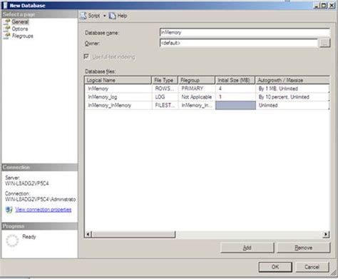 sql server memory optimized table introduction to sql server 2014 ctp1 memory optimized
