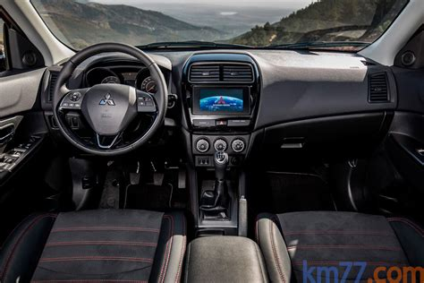Mitsubishi Asx 2020 Km77 by Mitsubishi Asx 2018 Impresiones Interior Km77