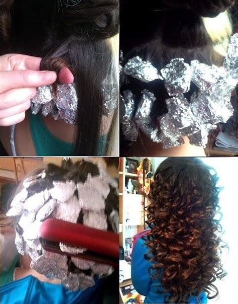 diy hairstyles curling iron idea to make curly hairstyle alldaychic