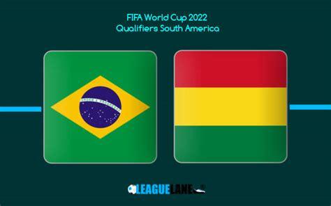 brazil  bolivia prediction tips match preview