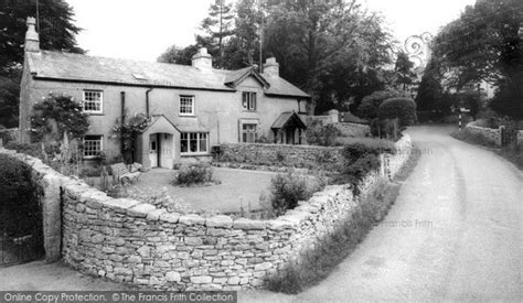 Silverdale Cottages by Silverdale Cottages Near Cove C 1965