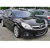Opel Signum — Википедия