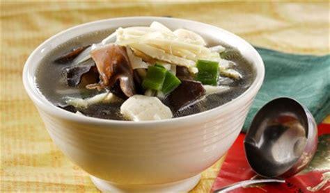 cara membuat olahan bakso resep dan cara membuat sup rebung bakso ikan yang kaya