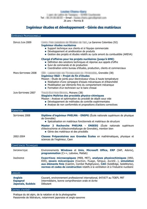 format cv luxembourg resume format mod 232 le curriculum vitae luxembourg