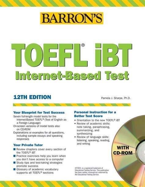 Essential Words For The Toefl 6th Ed sach barron essential words for the toefl bertyltour
