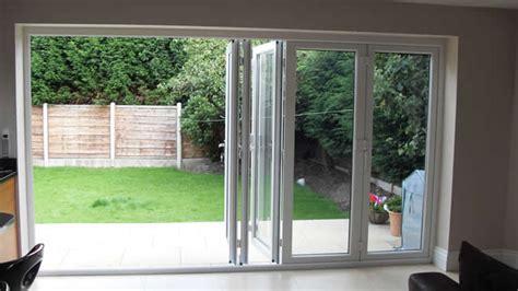 Pvc Sulankstomos Durys Bi Fold Dia Home Mediniai Fully Opening Patio Doors
