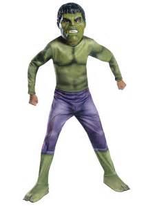 Child the hulk avengers 2 costume