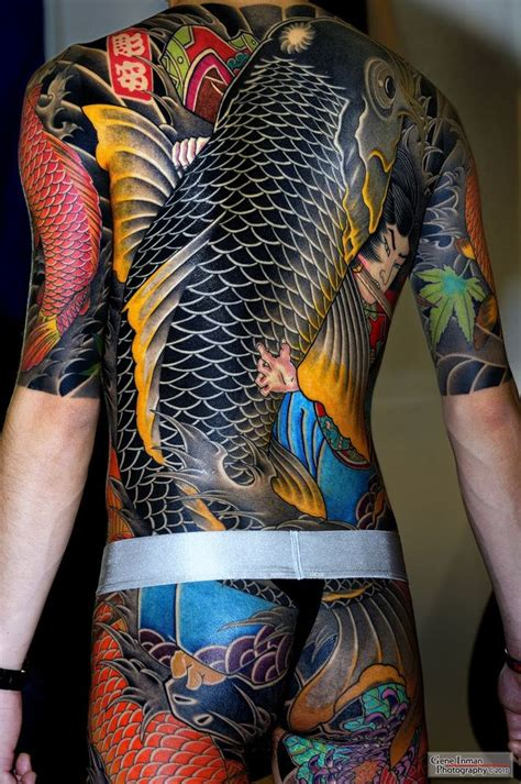 tattoo japanese suit traditional japanese body suit tattoo art pinterest