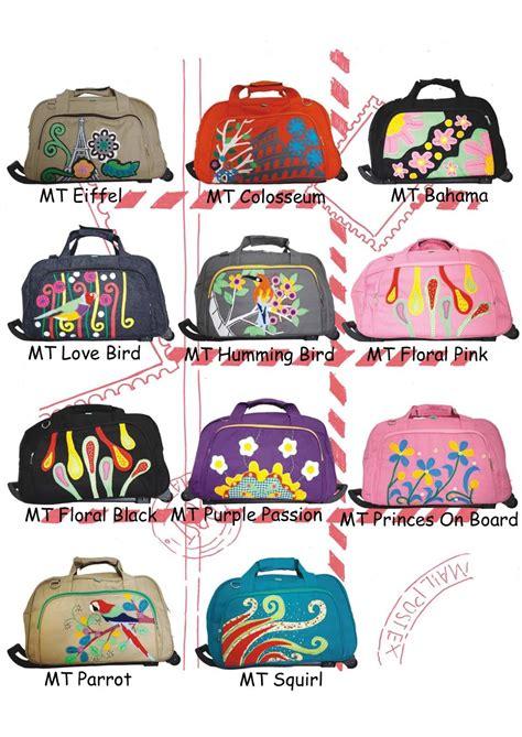 Koper Mini Mini Travel Bag Motif Cantik 3 tas cewek cantik murah travel bag maika etnik 2013