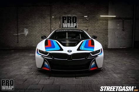 bmw racing colours manhart bmw i8 mhi8 in m racing colors